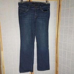 Calvin Klein Jeans Blue Bootcut Women's Size 14